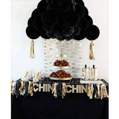 Gold Party » Mister & Miss Party #ChinesseParty #GoldParty #Glamparty