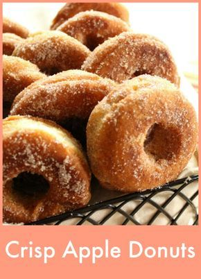 Tuesday February 28 is Shrove Tuesday. It is the day to indulge before Lent begins on Ash Wednesday which is March 1st this year. So how about this recipe for Crisp Apple Donuts using Crisp Apple Sparkling Ice?