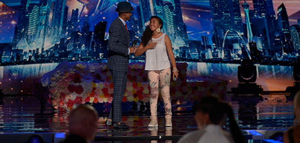 'AGT' Results Show: 7 Incredible Acts Make It Through ToSemi-Finals