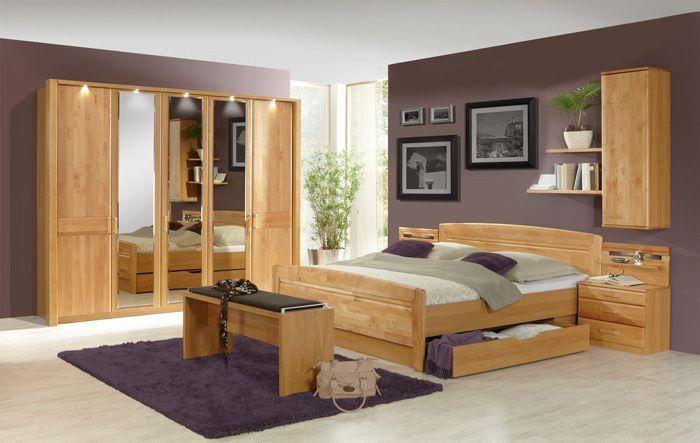 Schlafzimmer Erle Schlafzimmer Birke Modell Lausanne Von Wie