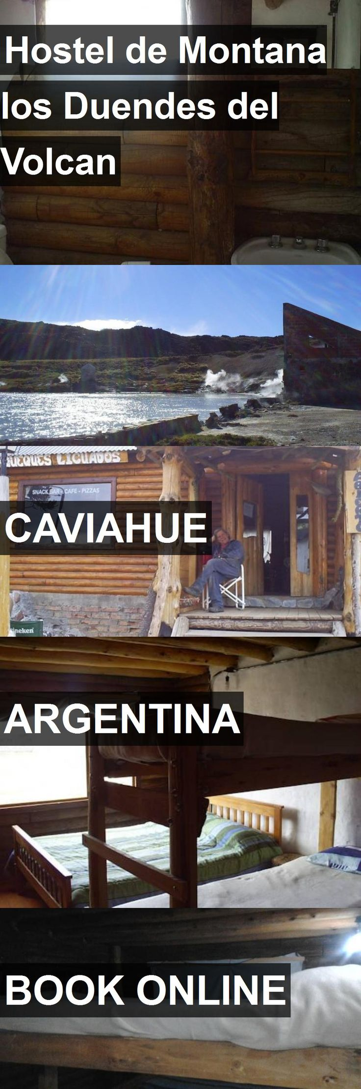 Hostel de Montana los Duendes del Volcan in Caviahue, Argentina. For more information, photos, reviews and best prices please follow the link. #Argentina #Caviahue #travel #vacation #hostel