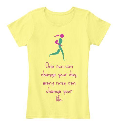 Best Seller Running T Shirt For Women Lemon Yellow Women's T-Shirt Front