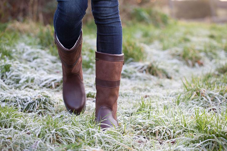 Perfect pair to bare the frost with. #Dubarry Donegal #Boots. #WhereDoYouGoInYours