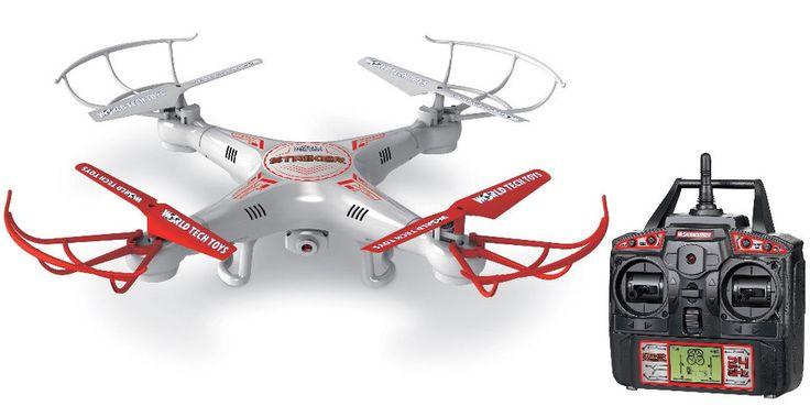 Remote Control Camera Striker Spy Stunt Drone Transmitter Outdoor Sport Toy #RCSpyDrone