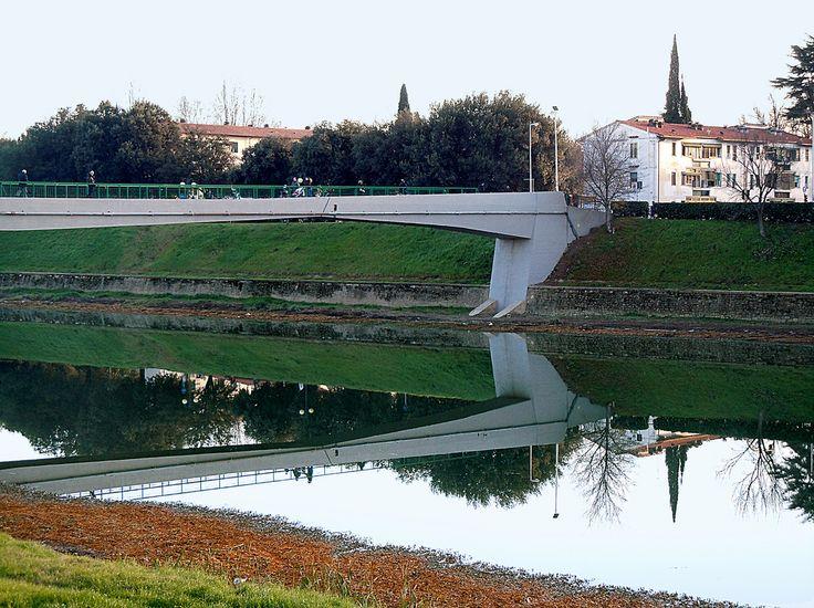 Passerella dell'Isolotto sull' Arno Firenze - Cerca con Google