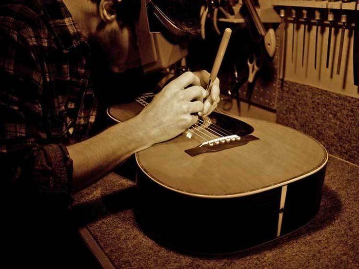 Visit With Luthier and Restorer David Eichelbaum http://acousticguitar.com/a-shop-visit-with-luthier-and-restorer-david-eichelbaum/?utm_content=buffer6f16e&utm_medium=social&utm_source=pinterest.com&utm_campaign=buffer #WireMeetsWood  #acoustic #acousticguitar #guitar #guitarist #guitars #gearnerds #gearwire