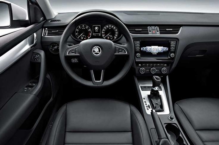 Škoda Octavia III (2013) - notranjost (armatura)