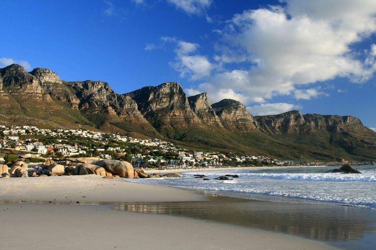 Camp's Bay Beach - Camps Bay, África do Sul