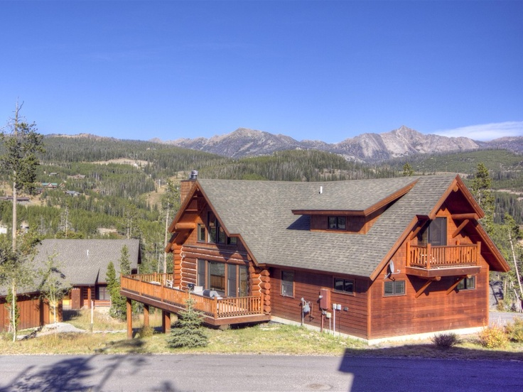 11 best big sky mt images on pinterest vacation rentals for Big sky cabin rentals
