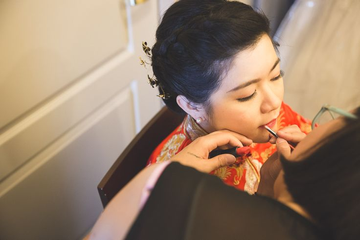 Wedding Photography / Toronto photographer / Chinese Wedding / Make-up /www.wilsonhophotography.com