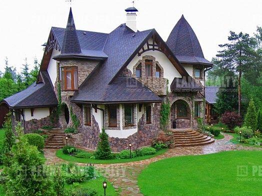 Продажа дома Топаз 580 м² Киевское шоссе - Фасад - foto_fs
