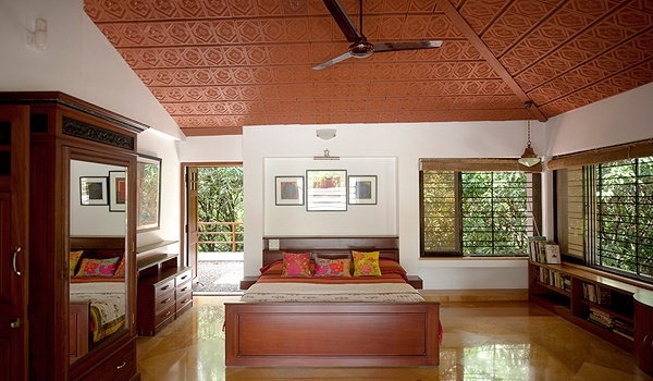 Master Bedroom - A Rural Retreat, Gholvad - Dahanu, Thane