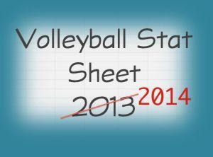 Stat Sheet 2014