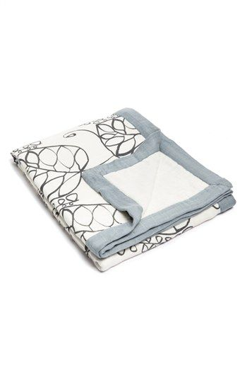 aden + anais 'Dream' Bamboo Blanket at Nordstrom.com. A cozy muslin blanket that's extra-soft to the touch keeps baby toasty warm.
