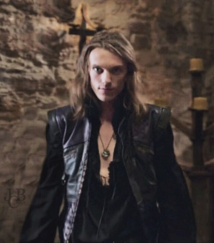 Jamie Bower as Christopher Marlowe in TNT's WILL