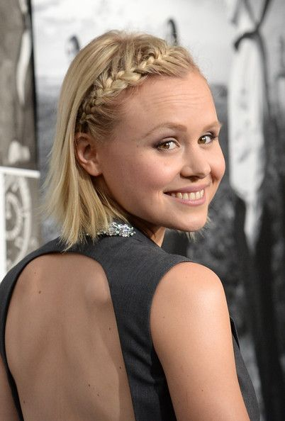 Alison Pill Photos: 'The Newsroom' Season 2 Premiere in Hollywood — Part 3