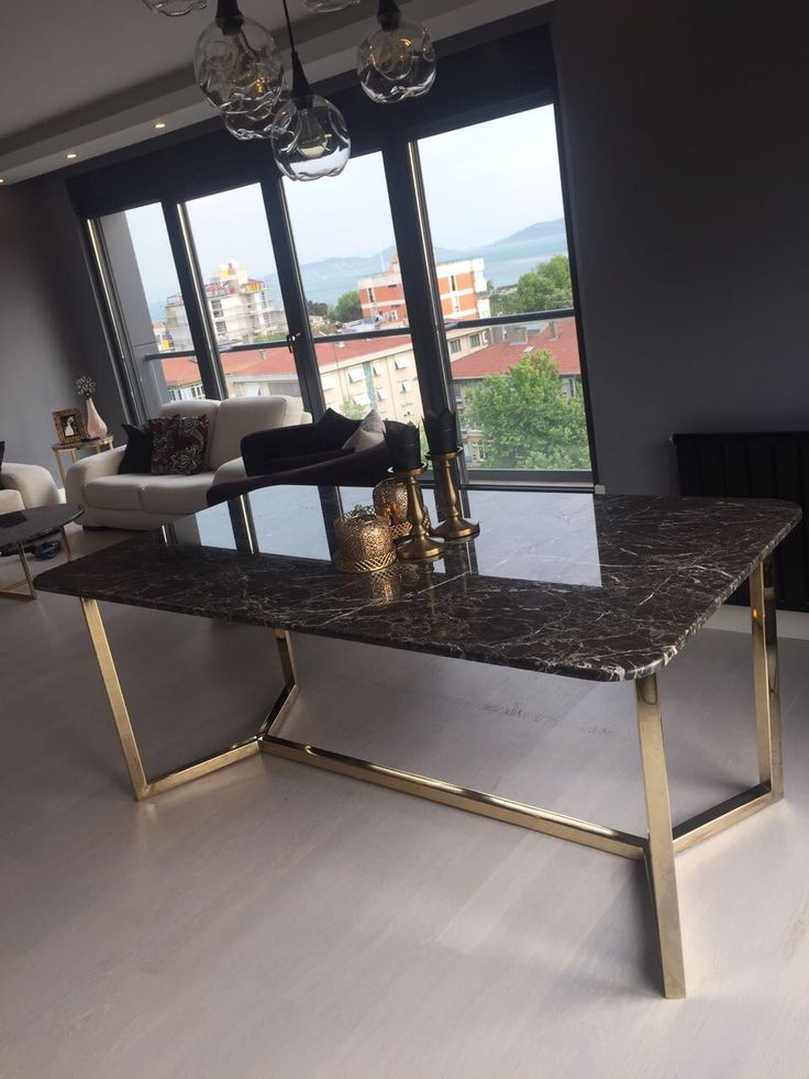 177 best Dining tables images on Pinterest Counter top, Design - elegante esstische ign design