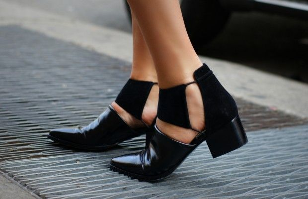 The New Bootie: Cut It Out - CHAOS Magazine