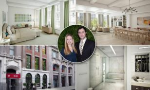 Chelsea Clinton buys $10.5 million apartment. #incomeinequality #greed...income inequality?????????????????