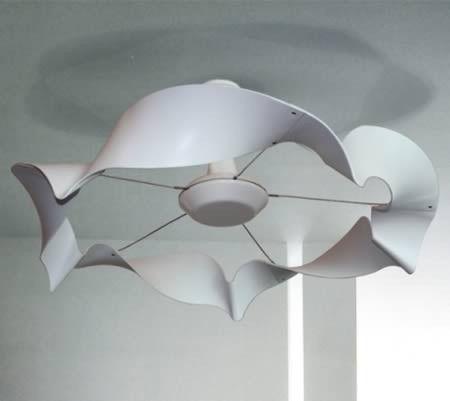 Ventilatori da soffitto più strani del mondo: foto