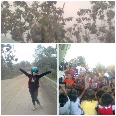 menolong mereka yang tertimpa musibah itu wajib, dan memiliki kebahagiaan tersendiri :)  11/11/2010