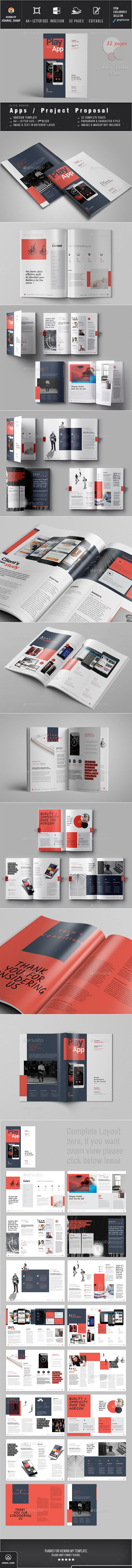 Buy Proposal by ashurassharif on GraphicRiver Apps