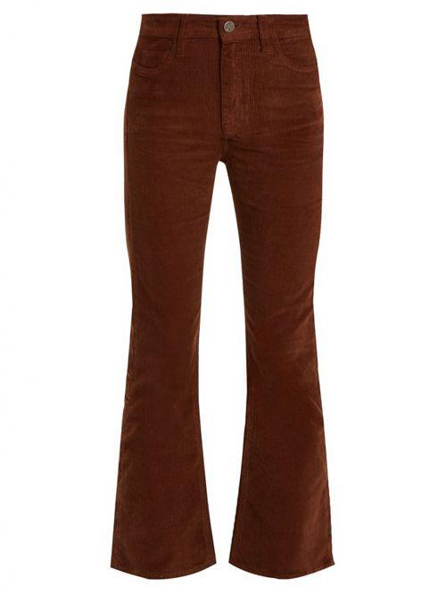 dd1b355d2 20 Pantalones de Pana de Mujer que vas a Querer