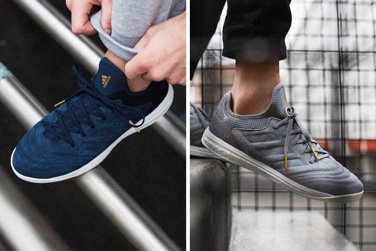 The adidas Football Copa 18+ TR Brings Soccer to the Streets