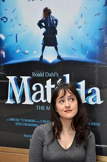 Being Matilda: thoughts on the character and a review of Matilda the Musical by Mara Wilson