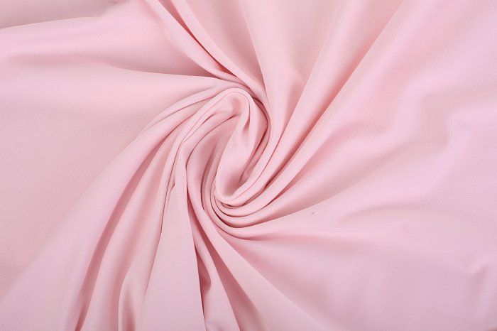 Bavlněný úplet světle růžové barvy 5438/011