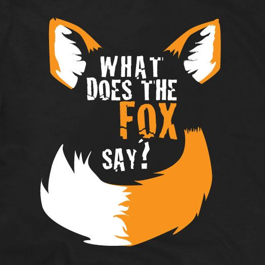 17 Best images about What does the fox say? on Pinterest ... - photo#5