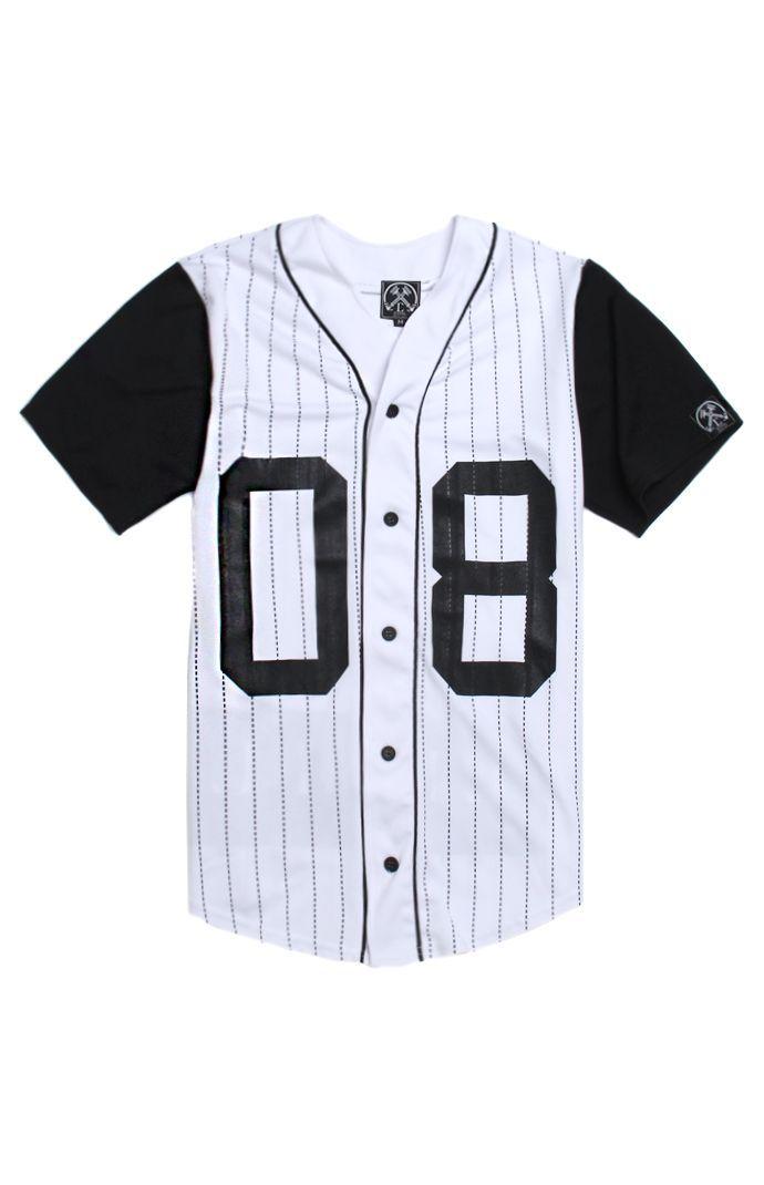 Civil Baseball Jersey