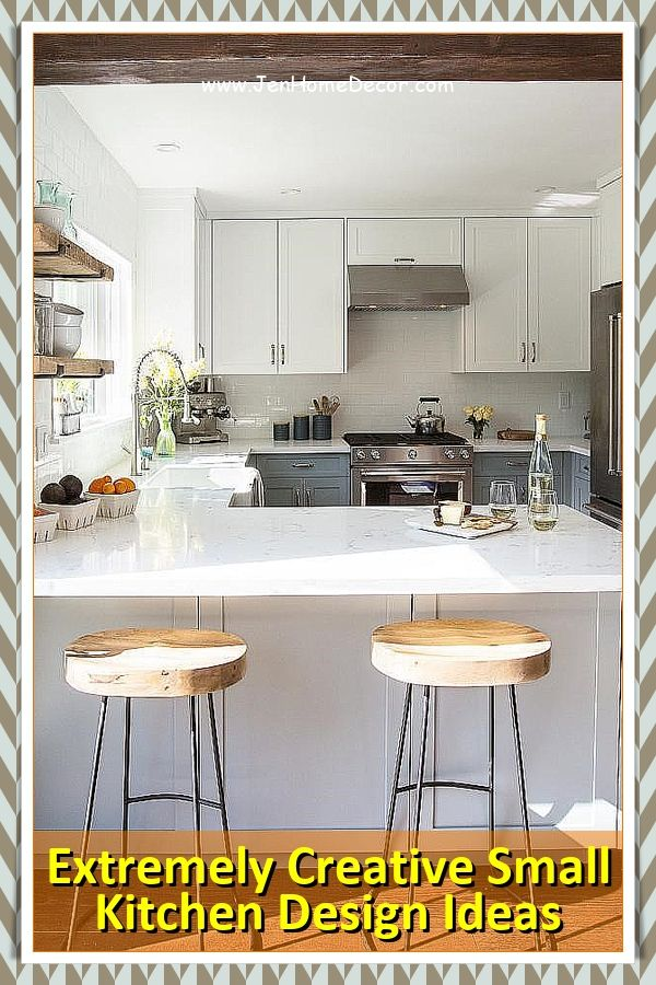 Kitchen Decoration Can It Be Done In Low Budget Kitchen Decor Small Kitchen Kitchen Design Small