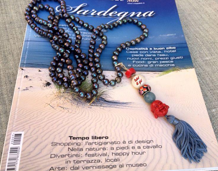 Mala beads - Buddha Necklace