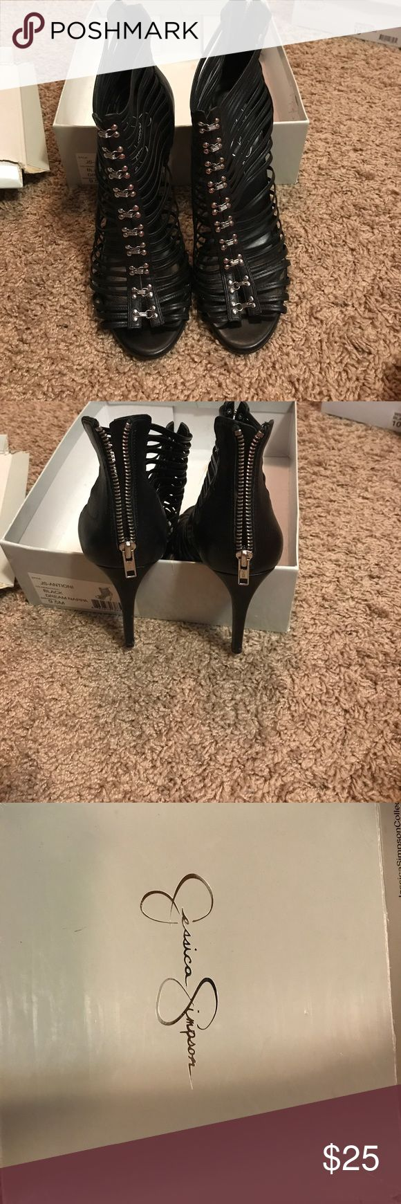 Jessica Simpson Black pump Black Dream Nappa Jessica Simpson Shoes