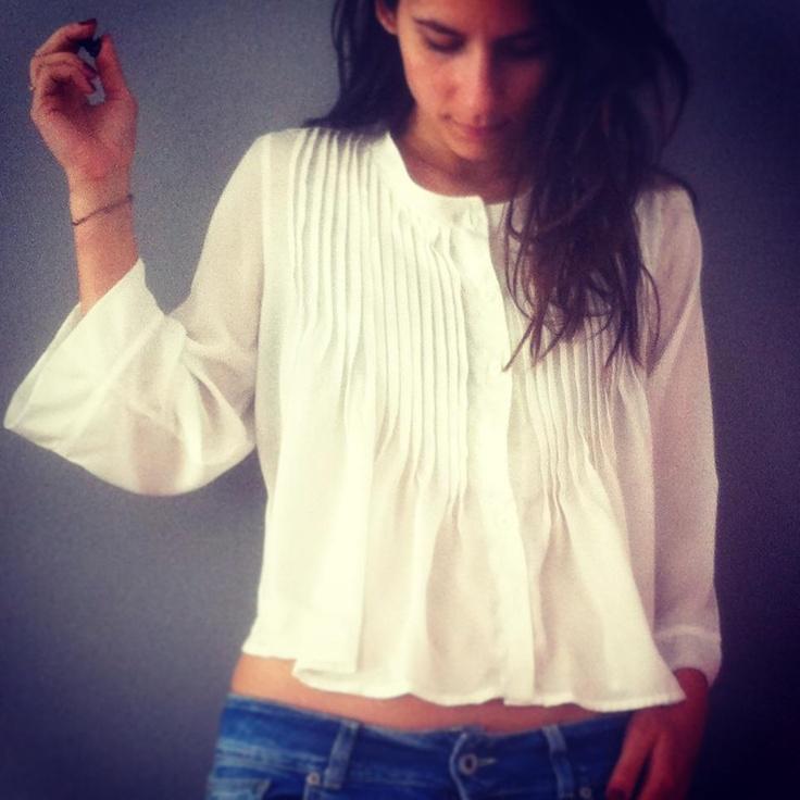 Garida Shirt  #madameshoushou #madame shou shou #garida #garidashirt #previewss13 #fashion #shirt If i had to choose only one madameshoushou this would be my first choise