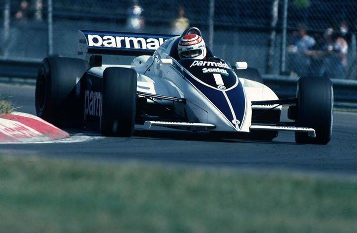 GP do Canadá / Nelson Piquet / Brabham BT50 / BMW