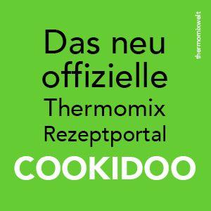 """Neuer Name –neue Funktionen: COOKIDOO ® ist da! Im Zuge der anstehenden cook keyVeröffentlichung für den TM5 hat Thermomix das hauseigene Rezeptportal """"Thermomix Rezeptwelt"""" umbenann…"""