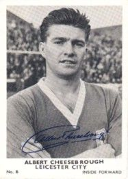 8. Albert Cheesebrough Leicester City