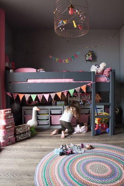 10 ideas de dormitorios para niñas