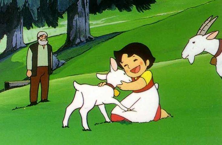 Cinque indimenticabili cartoni animati degli anni '70