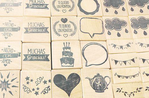 Tienda OnLine sellos personalizados