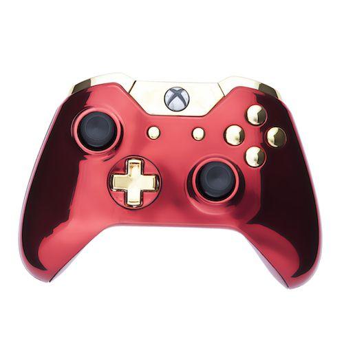 The Iron Man Edition | Custom Controllers UK