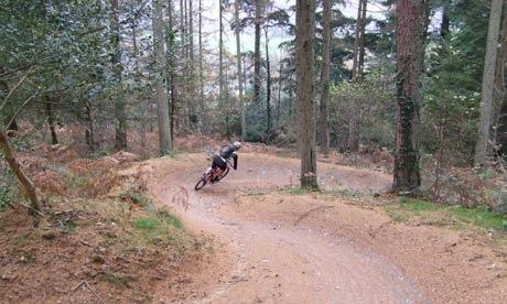 The Brechfa Trails @ www.mudtrek.com.