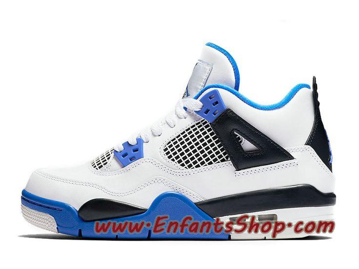 Air Jordan 4 Retro Motorsports Chaussures Basket Jordan Pas Cher ...