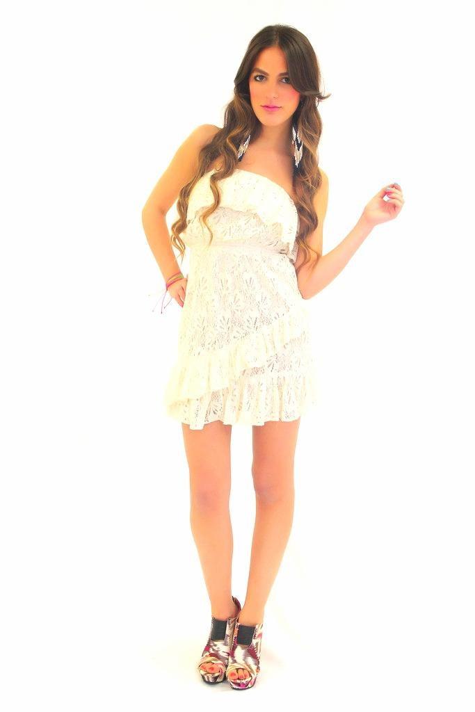 Linda Lux Lace Tube Dress: Lace Tube, Tube Dress, Style, Dresses, Linda Lux, Products