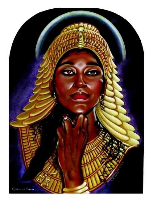queen sheba history