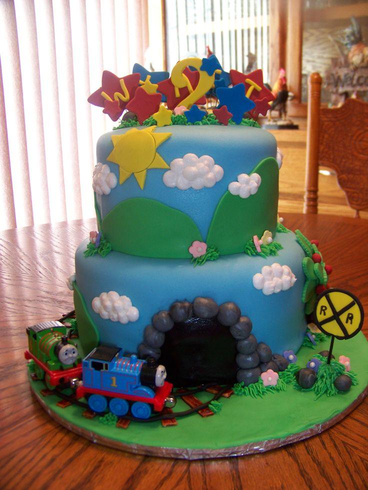 25 Best Ideas About Thomas Birthday Cakes On Pinterest