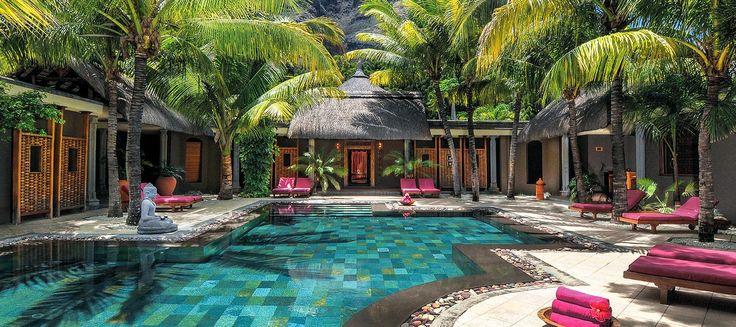 Dinarobin Hotel Golf & Spa - Beachcomber Hotels, Resorts & Villas in Mauritius and Seychelles