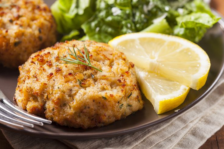 Healing Meals - Crab Cakes with Chopped Vegetable Salad - Dr. Mark Hyman